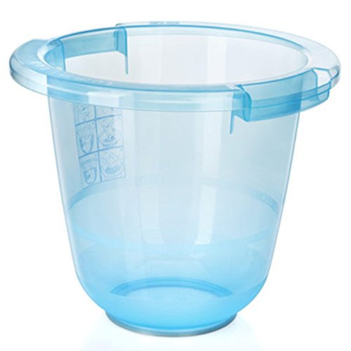 Badeeimer Tummy Tub Blau