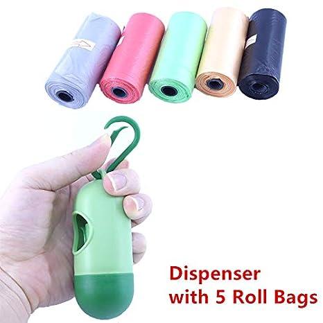 Nappy Bag Dispenser Refill Rolls