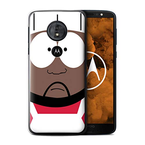 eSwish Phone Case/Cover for Motorola Moto G6 Play 2018 / Chef Design/Funny South Park Inspired Collection (South Park The Stick Of Truth Chef)