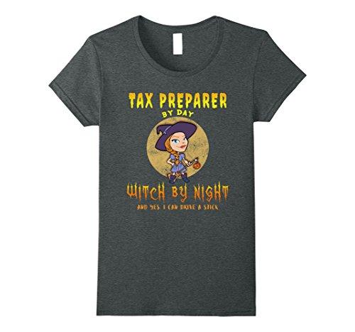 Womens Tax Preparer Halloween Party Costume Medium Dark (Preparer Halloween)