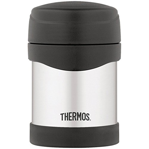 Thermos Wide Mouth Food Jar Insulated 10 Oz Stainless Steel from Thermos