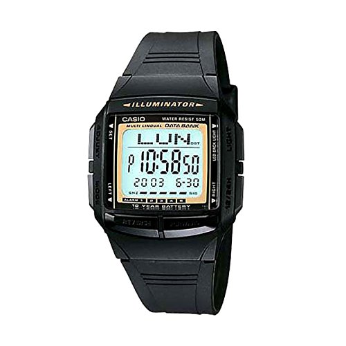 Casio General Men's Watches Data Bank DB-36-9AVSDF - WW