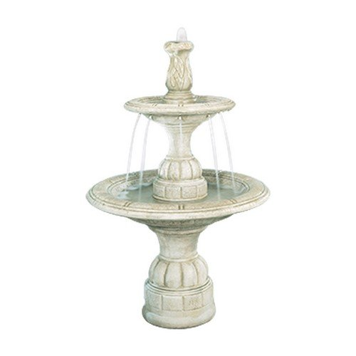 Henri Studio 4 Piece Contemporary Tier Fountain, Small, Relic Roho-Eligante