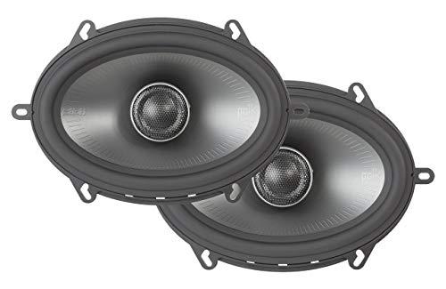 Polk Audio MM1 Series 5x7 Inch 300W Coaxial Marine Boat ATV Car Audio Speakers (Polk Audio Car Door Speakers)