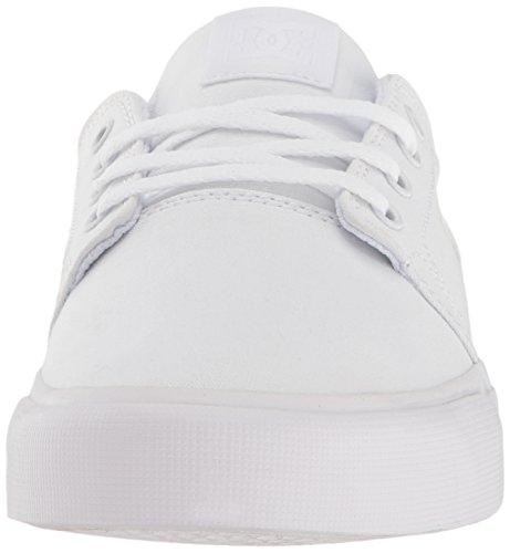 White para Trase White White DC Shoes Zapatillas TX Hombre Y4qwO