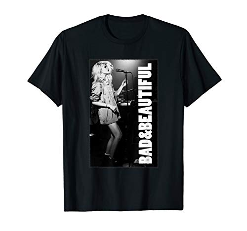 BAD & Beautiful Blondie T-shirt for Men and Women, S to 3XL