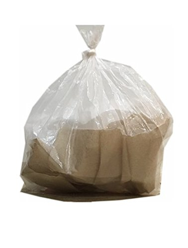 TLD-1722CR, 4 Gallon Clear Garbage Bags, 250 Count, .9 Full Mil Thick, 10x7x22, MADE IN USA (Super X-heavy Game Loads)