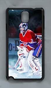 CAREY PRICE IN THE SPOTLIGHT Custom PC Transparent Case for samsung galaxy note 3 by LZHCASE