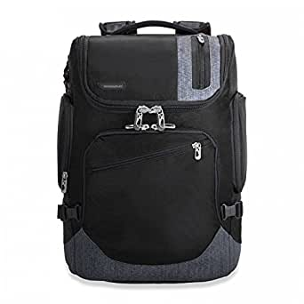 Briggs & Riley Excursion Backpack, Black, One Size