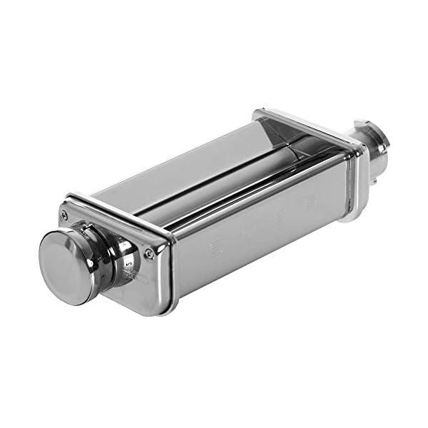 Smeg SMPR01 Pasta Roller, Silver 2