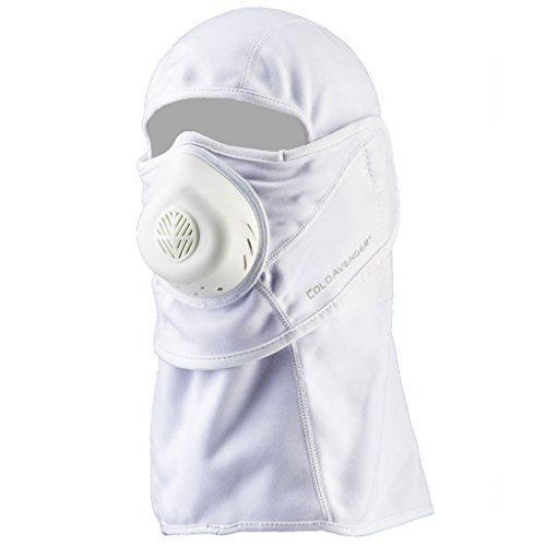 Expedition Gear - ColdAvenger Snow Hunter Balaclava, White
