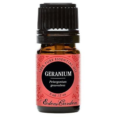 Geranium 100% Pure Therapuetic Grade Essential Oil by Edens Garden from Edens Garden