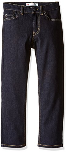 Levi's Boys' Toddler 511 Slim Fit Performance Jeans, Ice Cap, 2T