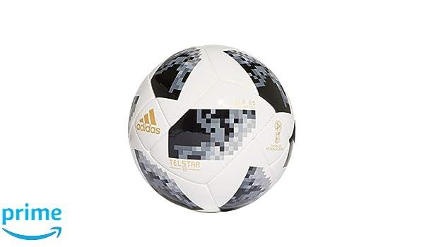 adidas FIFA Campeonato Mundial de Fútbol Sala, White/Black/silvmt ...