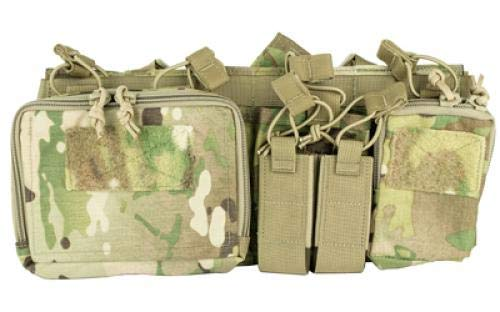 HSP Haley Heavy Chest Rig Multicam Stock Accessories
