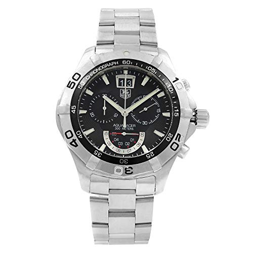 - Tag Heuer Aquaracer Quartz Male Watch CAF101A.BA0821 (Certified Pre-Owned)