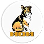 Border Collie Dog Gifts Collie Mom PopSockets Grip and Stand for Phones and Tablets 8