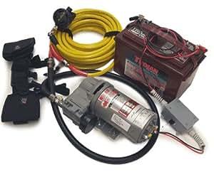 Airline 39 s 12v160 3 hookah dive system - Electric dive hookah ...