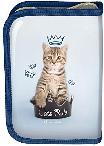 Baby Katze Studio Pets Kinder FEDERTASCHE 22-TEILIG GR/ÜN//PINK
