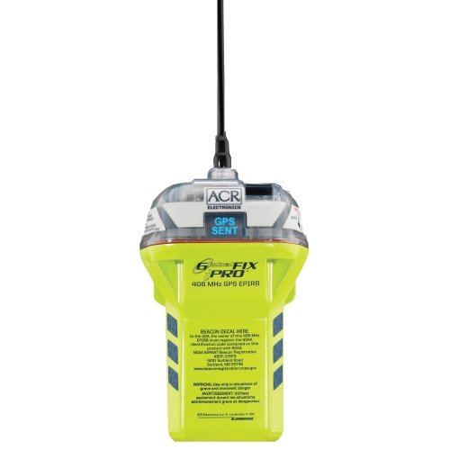 ACR ELECTRONICS #2848.0 ACR Globalfix™ iPRO 406 MHz GPS EPIRB - Category 2 by ACR Electronics