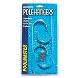 Poolmaster 35607 Aluminum Pole Hangers, 2-Piece, Blue Anodized, Appliances for Home