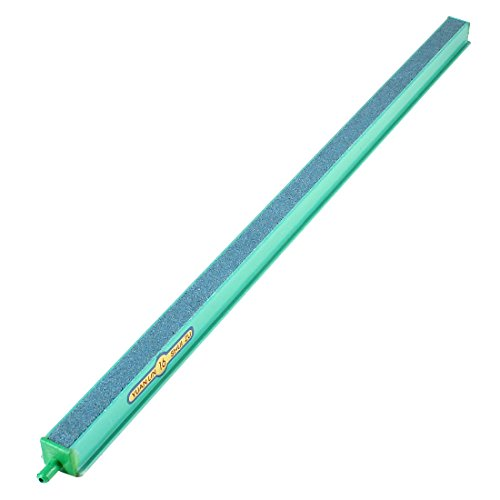 "uxcell 16"" Aquarium 5mm Connector 41cm Mineral Air Bubble Stone bar"