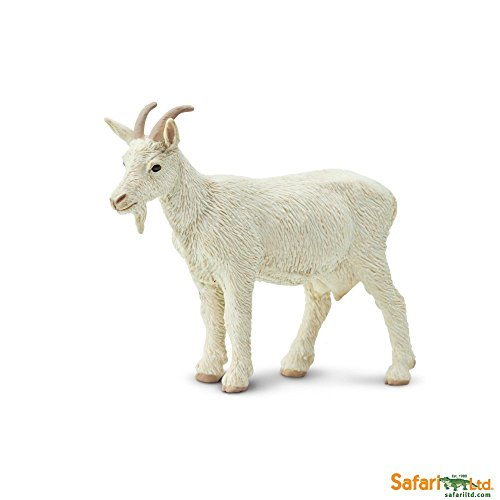 Safari Farm: Nanny Goat (Goat Figurine)