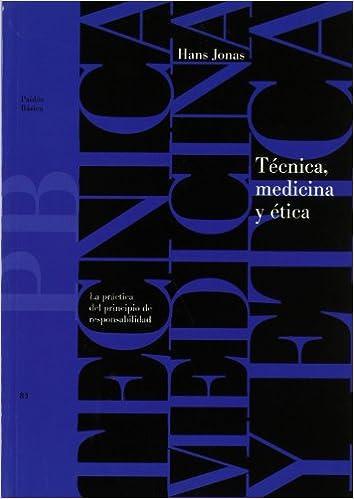 Amazon.com: Tecnica, medicina y etica / Technology, Medicine ...