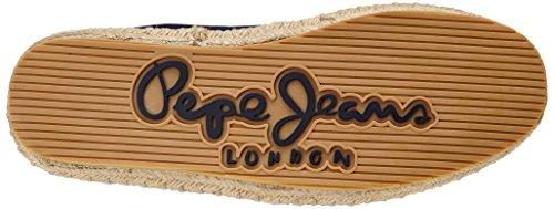 Herren Blau TOURIS London Jeans BASIC 585marine Pepe Bootsschuhe OynI7WWg