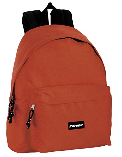 Brick Red Casual liters Perona Naranja Daypack Orange cm 41 1 aFgfcqxSw