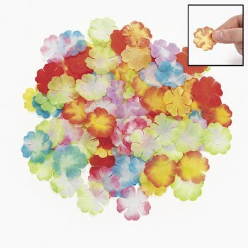 Assorted Bright Flower Petals (1,000 pcs)