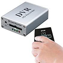 Mini DVR for FPV Camera Recorder support SD card Real-time Digital Video Recorder and vehicle HD mini 1 channel dvr