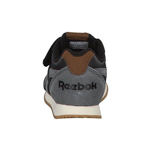 000 black outdoor Royal Multicolore cream Fitness Uomo gum Wht Reebok Scarpe Da Kc Cljog graphite 2 Zdxw8Cvzq