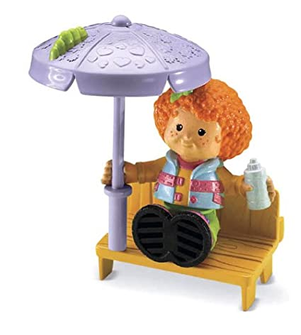 Amazon fisher price little people elena and her sunny day fisher price little people elena and her sunny day picnic watchthetrailerfo