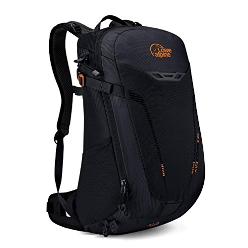 (LOWE ALPINE AIRZONE Z 20 BACKPACK (BLACK))
