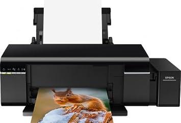 Amazon buy epson l805 colour inkjet printer wifi connectivity epson l805 colour inkjet printerwifi connectivity black fandeluxe Gallery