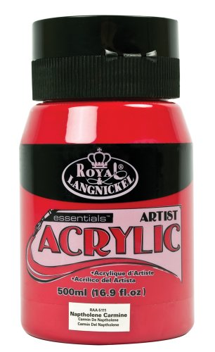 Royal Brush RAA-5111 Acrylic Essentials Acrylic Paint 16o...