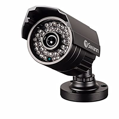 Swann SRPRO-815WB1-CL Pro-815 CCTV 1080p Security Bullet Camera with 82ft Night Vision from Swann