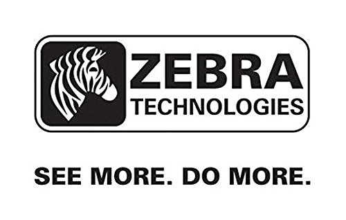 Zebra Technologies 02000BK08345 2000 Standard Wax Ribbon 327 inches x 1476 feet 24 rolls per inner case