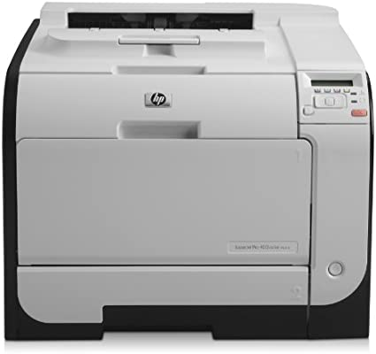 HP LaserJet Pro 400 M451dn- Impresora láser, color blanco: Amazon ...