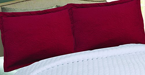 pillow shams king quilted - 2