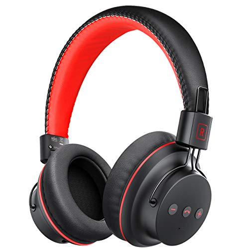 Mpow H1 Bluetooth Headphones Over Ear Lightweight, Comfortab