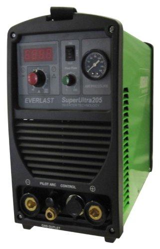 Everlast SuperUltra 205 3-in-1 Plasma Cutter TIG ARC Welder Stick 200A