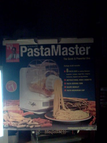 pasta maker ronco - 4