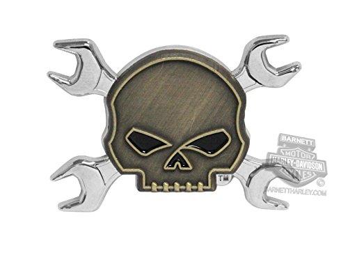 Harley Crossbones - 4