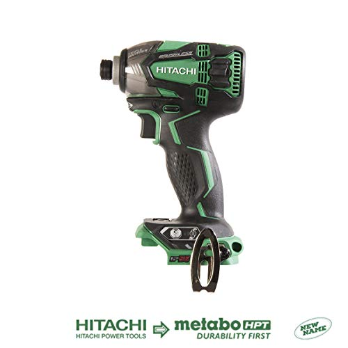 Hitachi WH18DBDL2P4 18V Cordless Lithium-Ion Brushless Triple Hammer Impact Driver (Tool Only, No Battery)