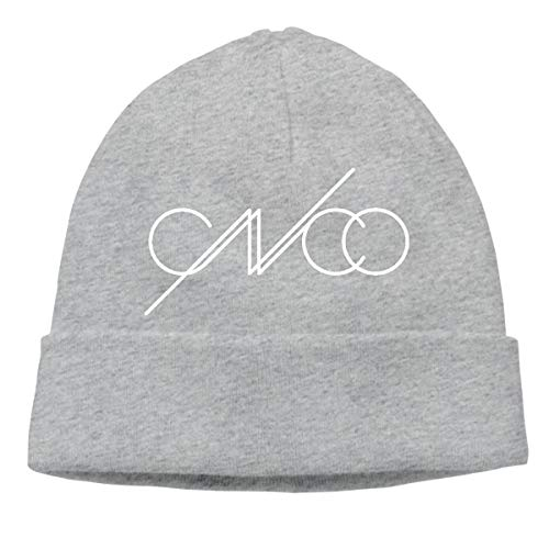 ByronJRivera Womens & Men Classic Cnco Winter Keep Warm Hats Wool Cotton Caps