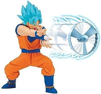 Dragon Ball Super - GOKU SS BLUE Figura Kamehameha (Bandai 35873): Amazon.es: Juguetes y juegos