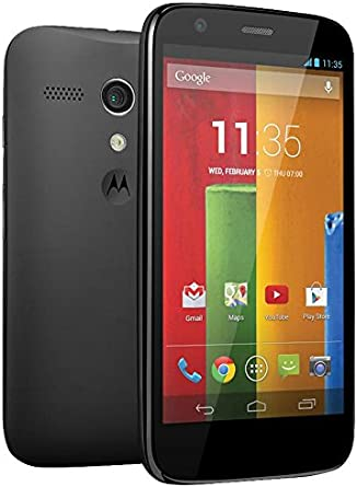 Teléfonos Motorola SM3718AE7B1 funda para teléfono Motorola Moto G ...