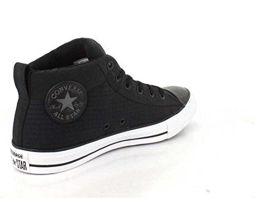 Converse Chucks High CTAS SYDE STREET MID 157537C Schwarz Black
